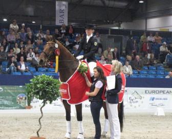 Partner Pferd, Young Riders Dressage Series, Junge Reiter, Dressurprüfung
